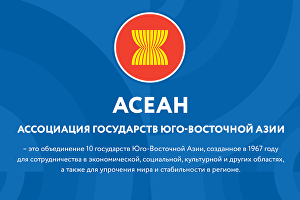 АСЕАН. Страны-участницы и страны-партнёры