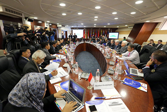 The ASEAN – Russia Eminent Persons Group prepares report on prospects for their dialogue partnership