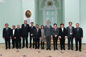 Russian and ASEAN agriculture officials meet in Moscow