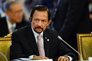 Sultan of Brunei to take part in the ASEAN – Russia Summit
