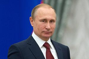 Обращение Президента Российской Федерации Владимира Путина