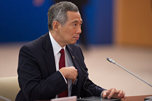 Prime Minister of Singapore Lee Hsien Loong to visit Russia on 17-20 May