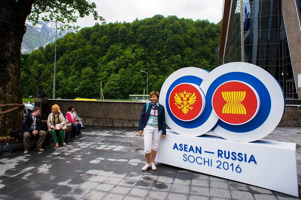 Getting ready for ASEAN-Russia Summit