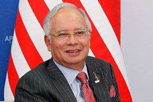 Prime Minister of Malaysia Najib Razak