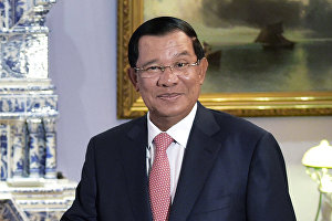 Prime Minister of Cambodia speaks about upcoming ASEAN − Russia Summit
