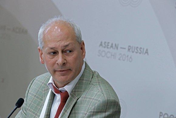 Брифинг заместителя министра связи и массовых коммуникаций РФ Алексея Волина