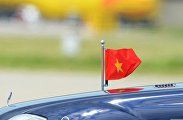 Премьер-министр Социалистической Республики Вьетнам Нгуен Суан Фук прибыл в Сочи для участия в саммите Россия — АСЕАН