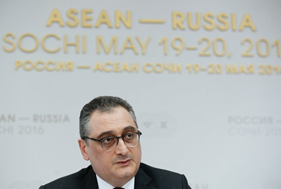 Russia and ASEAN looking forward to creating a single APR security architecture