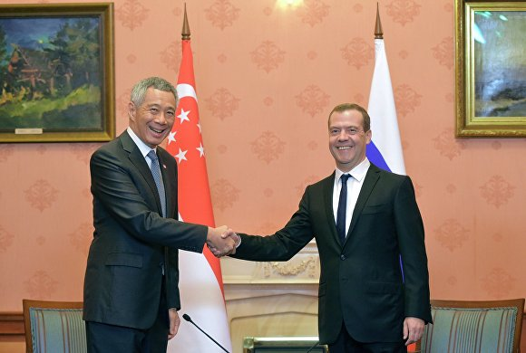 Dmitry Medvedev praised the summit's role in strengthening ASEAN – Russia relations