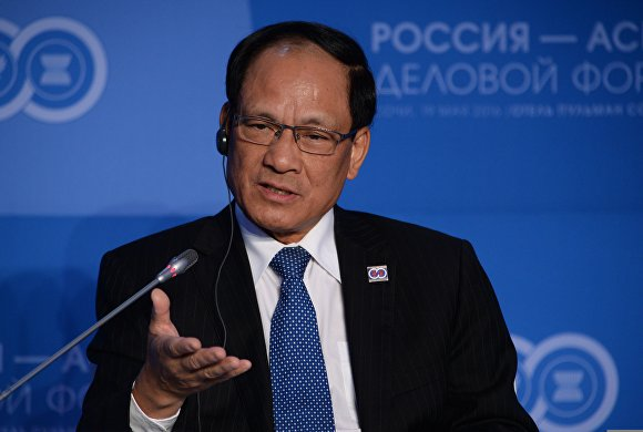 ASEAN plans comprehensive cooperation programme with Russia