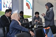 International Press Centre for the ASEAN-Russia Summit