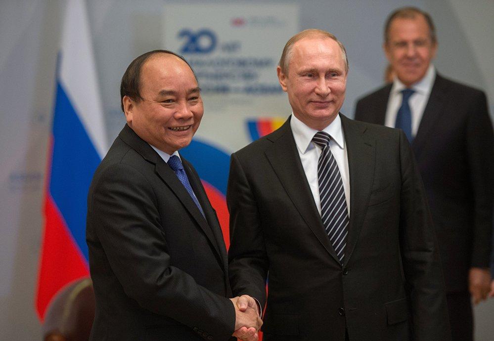 Во Вьетнаме в этом году ждут визита Путина