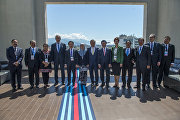 Рабочий завтрак министра иностранных дел РФ Сергея Лаврова с министрами стран АСЕАН