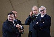 Встреча глав делегаций-участников саммита Россия — АСЕАН с представителями Делового форума Россия — АСЕАН