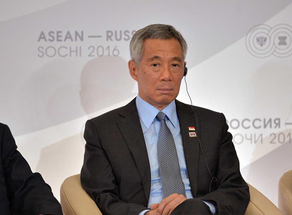 Delegation heads - ASEAN-Russia Summit participants meet with ASEAN-Russia Business Forum members