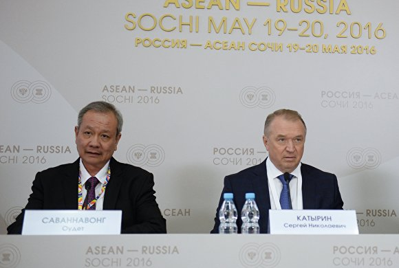 ASEAN – Russia Business Forum has become a convenient platform to discuss integration processes