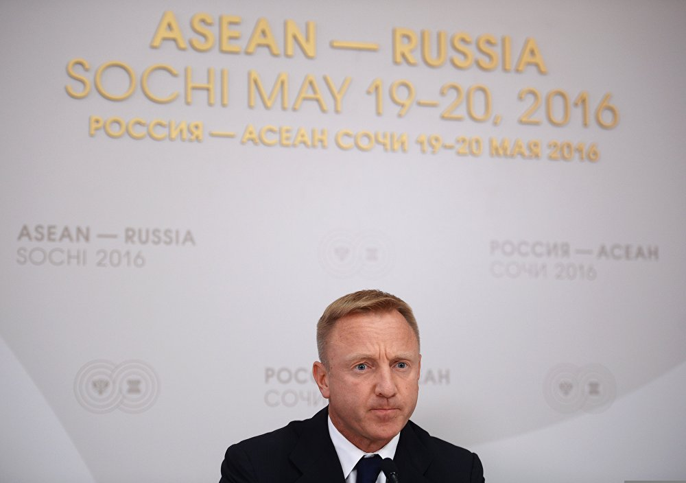Russian Education Minister's press briefing, ASEAN-Russia Dialogue Partnership in Education